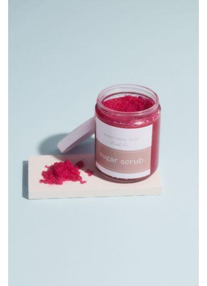 Exfoliating Sugar Scrub - If getting soft, glowy skin is part of