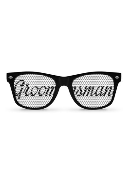Personalized Groomsman Sunglasses - Wedding Gifts & Decorations