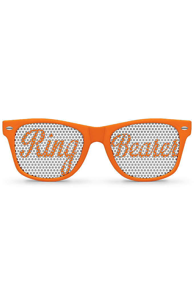 Personalized Ring Bearer Sunglasses - You're one of a kind and your sunglasses