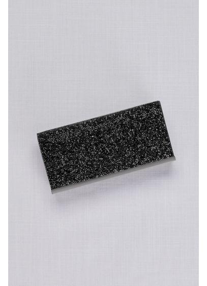 Rock Crystal Flap Clutch - Wedding Accessories