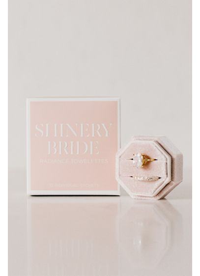 Shinery Bride Radiance Towelettes for Rings - Wedding Gifts & Decorations