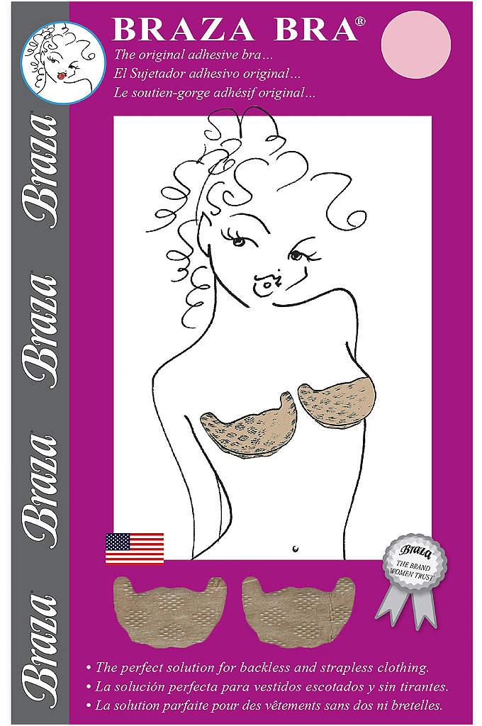 Braza Bra - Adhesive Disposable Bra - 34 years ago Braza introduced Braza Bra; the