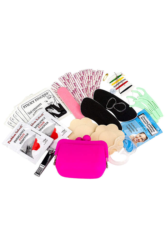 Braza Tag-Along Fashion Emergency Purse - Tuck this little purse in your handbag and
