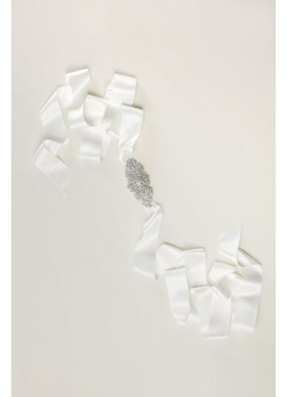 Filigree Sash Slider - Wedding Accessories