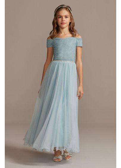 Long A-Line Short Sleeves Dress - Speechless