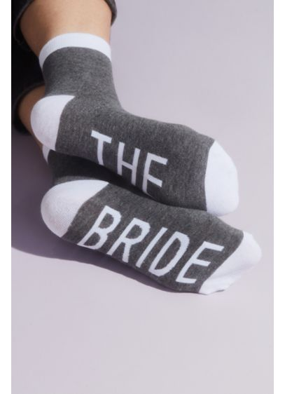 The Bride Crew Socks - Wedding Gifts & Decorations