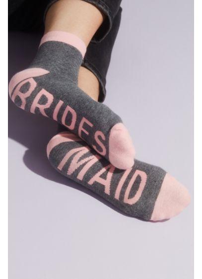 Bridesmaid Crew Socks - Wedding Gifts & Decorations