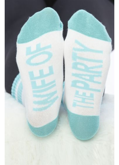 Wife of the Party and The Party Socks - Wedding Gifts & Decorations