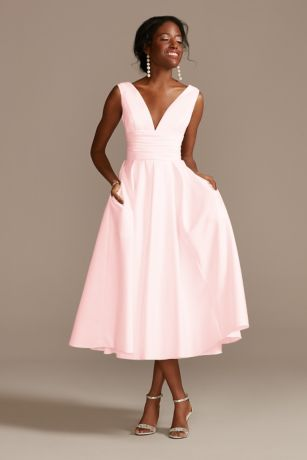 Midi Ballgown Wedding Dress - DB Studio