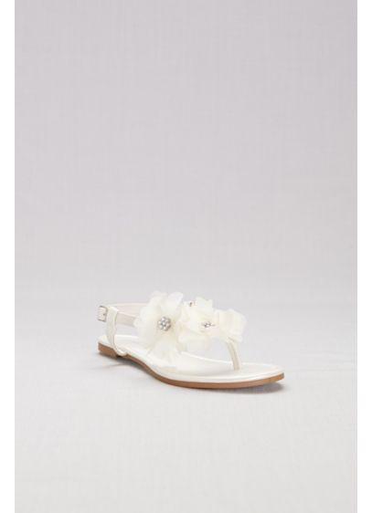 Bridal Sandal Dress - David's Bridal