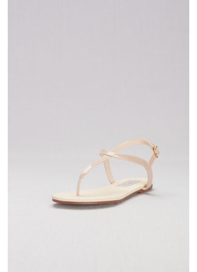 Simple Patent Thong Sandals - Need an everyday pair that works with boyfriend