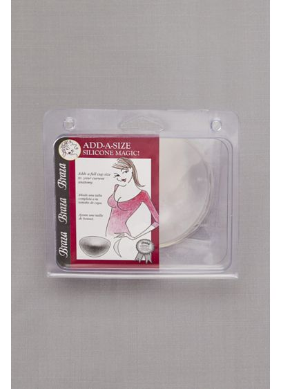 Add A Size Silicone Magic Bra - This silicone magic bra-substitute is shaped perfectly, to
