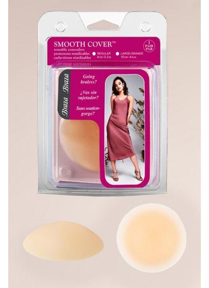 Braza Regular Adhesive Reusable Nipple Concealers - Wedding Accessories