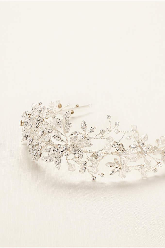 Moldable Crystal Embellished Tiara