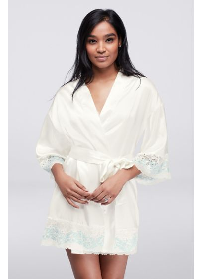 Flora Nikrooz Ivory (Flora by Flora Nikrooz Adore Robe)