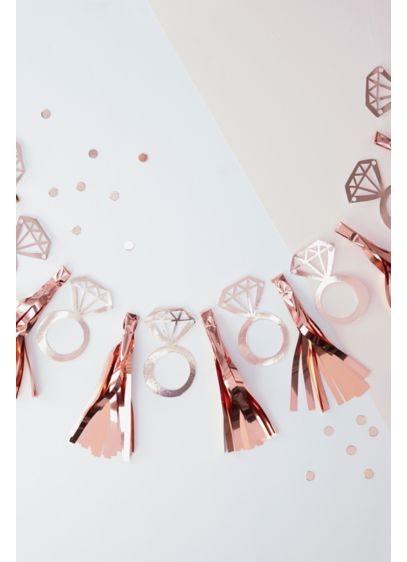 Rose Gold Tassel Garland - Wedding Gifts & Decorations
