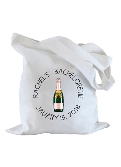 Personalized Bachelorette Tote - Wedding Gifts & Decorations