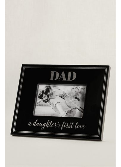 A Fathers First Love Frame Davids Bridal