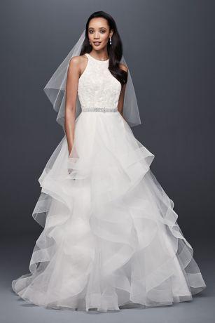 White Ball Dresses for Women