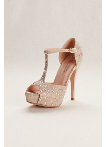 Blossom Beige (De Blossom Vice 57X Dressy Party Heels)