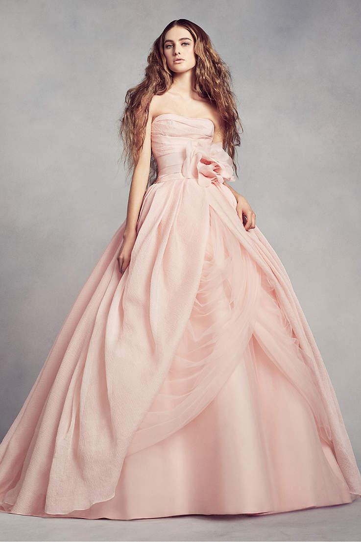 d87b5a9be1b3 Long Ballgown Wedding Dress - White by Vera Wang