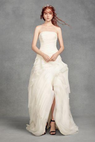 Cheap Wedding Dresses High Low