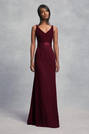 Burgundy Wine Prom Dresses Dark Red Gowns David S Bridal