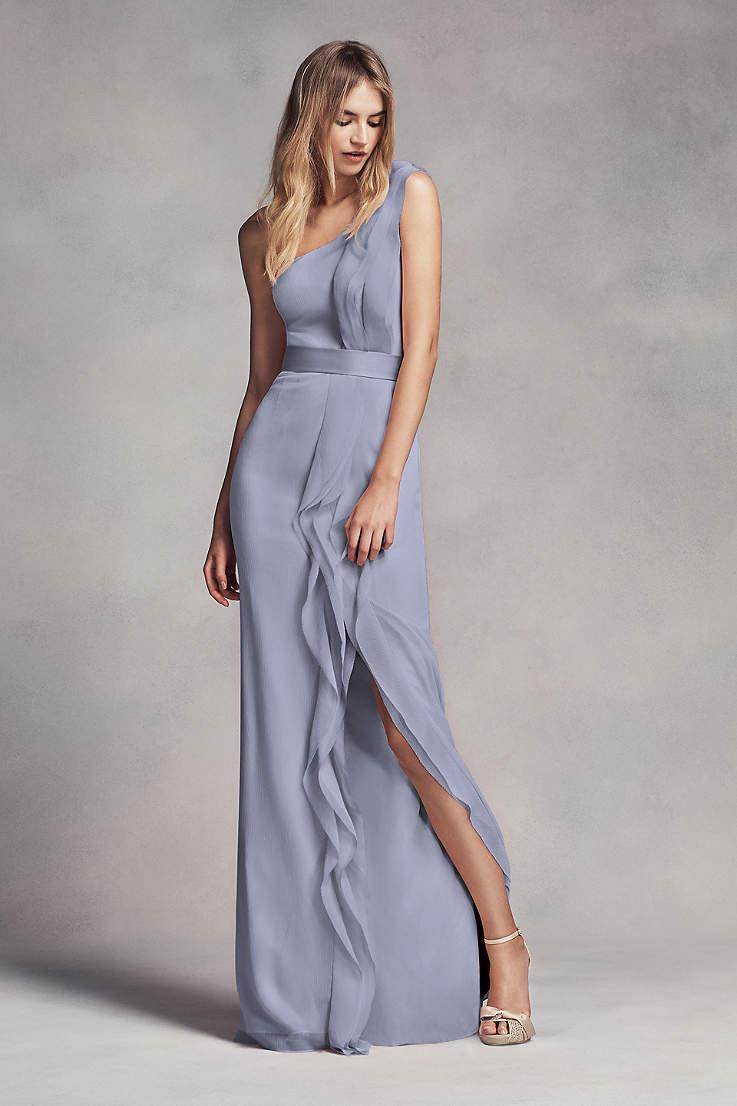 a914b8c9 Blue Prom Dresses: Short & Long Lengths | David's Bridal