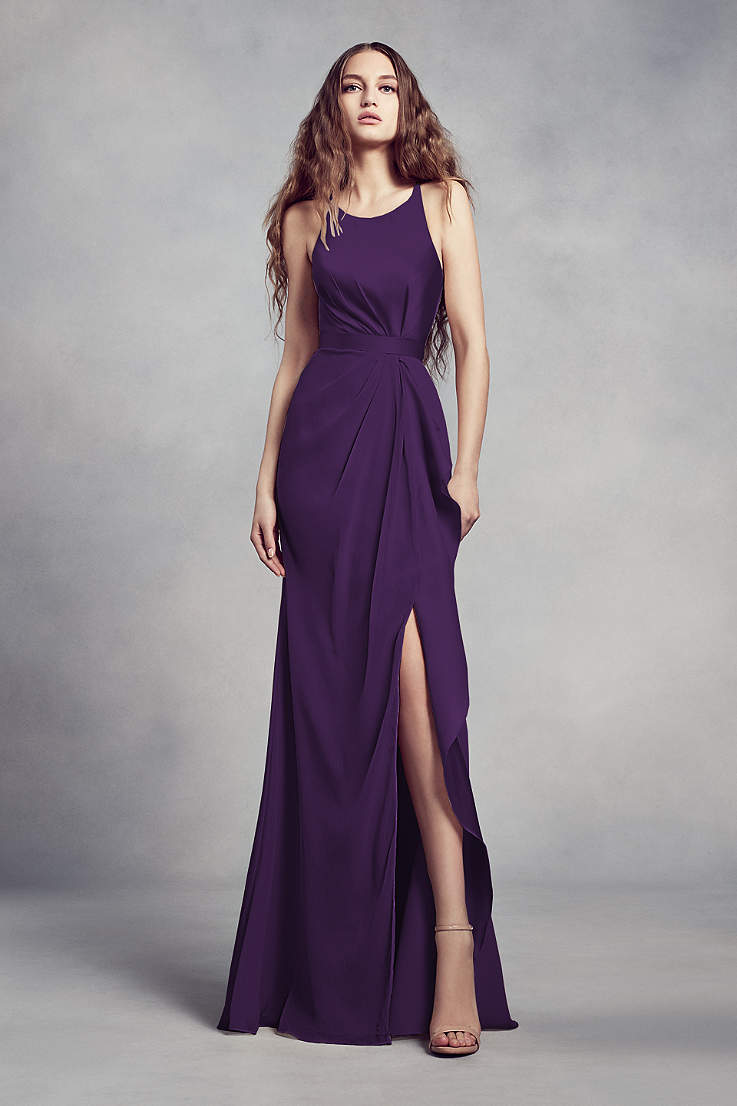 64d64b4ddd Plum and Eggplant Dresses & Gowns | David's Bridal
