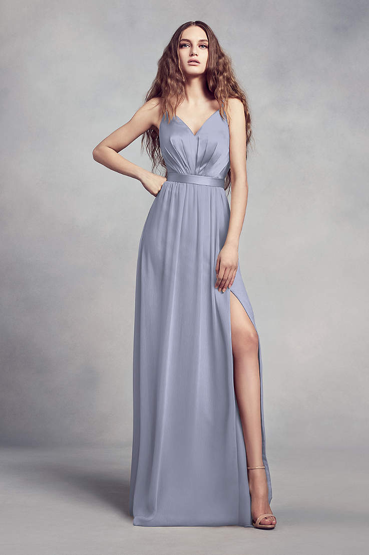 6012cec81 Grey and Silver Prom and Homecoming Dresses | David's Bridal