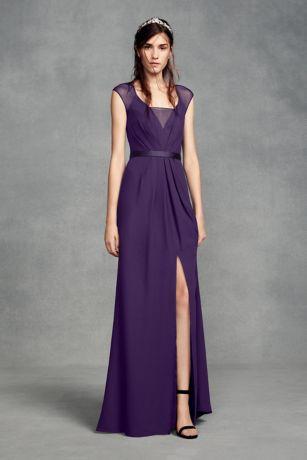 Bridesmaid Dresses Sleeves