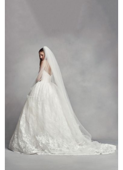 Wedding Dress - White by Vera Wang