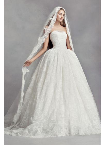 Wedding Dress White By Vera