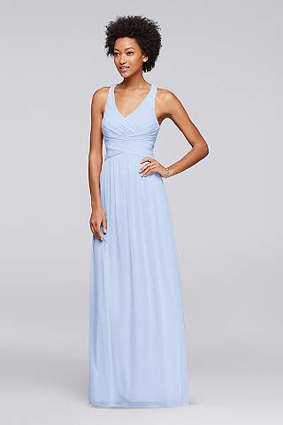 Ice Blue Dresses & Gowns | David\'s Bridal