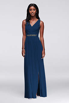 Navy Blue Bridesmaid Dresses You\'ll Love   David\'s Bridal