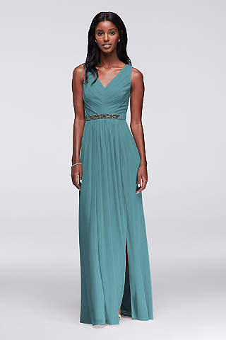 Turquoise Blue Bridesmaid Dresses You\'ll Love | David\'s Bridal