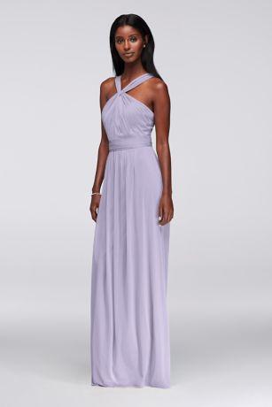 Purple Bridesmaid Dresses Light Amp Dark Colors David S