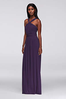 Plum and Eggplant Dresses & Gowns | David\'s Bridal