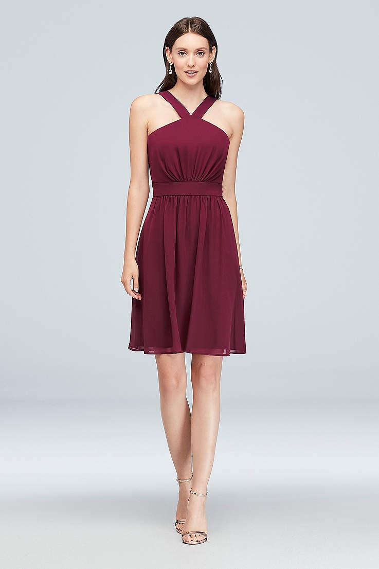 97fcfcb0fb3ba Red Dresses: Prom & Cocktail Dresses | David's Bridal