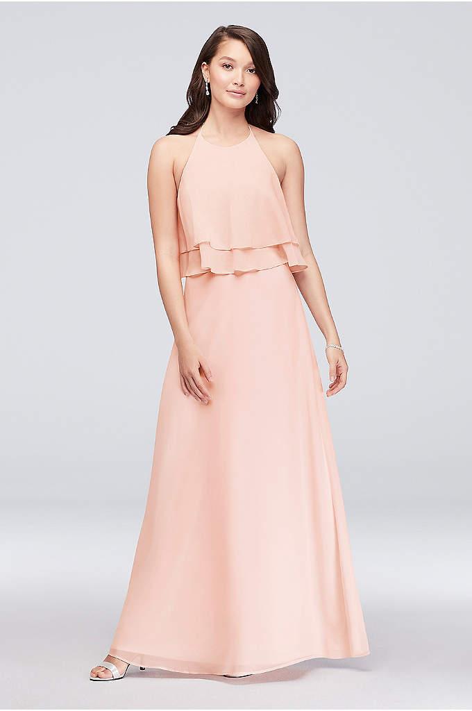 Bridesmaid High Neck Dress | Davidsbridal