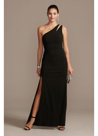 Long Sheath One Shoulder Formal Dresses Dress - David's Bridal