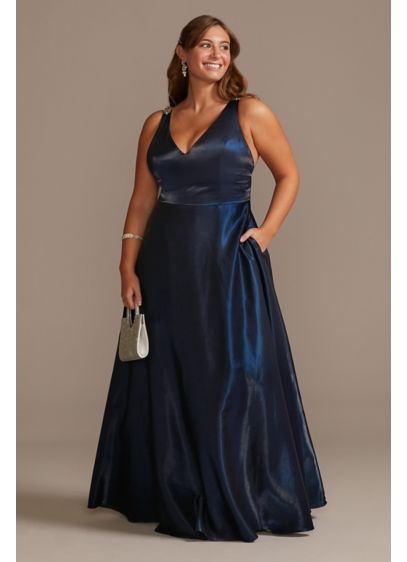 Long Ballgown Tank Formal Dresses Dress - Jules and Cleo
