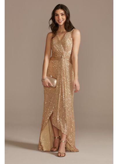 Long Sheath Tank Formal Dresses Dress - David's Bridal