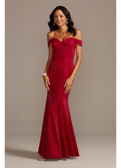 Long Mermaid / Trumpet Wedding Dress - David's Bridal