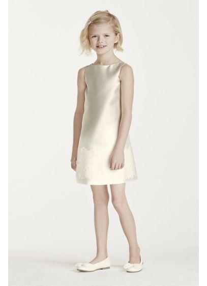 Short A-Line Tank Dress - David's Bridal