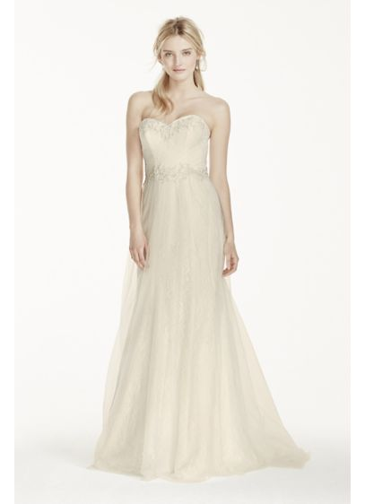Long Sheath Formal Wedding Dress