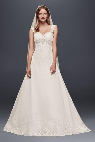 Empire Waist Wedding Dresses Gowns Davids Bridal