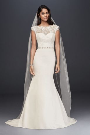 Simple Marriage Dress