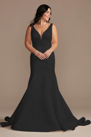 Long Mermaid / Trumpet Wedding Dress - DB Studio