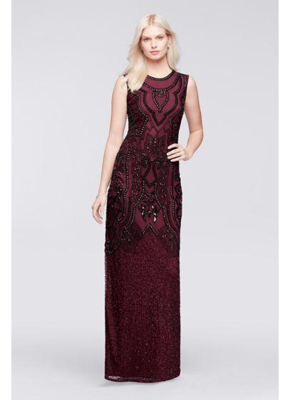 Long Sheath Wedding Dress - Viola Chan